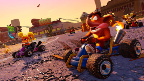 Game Awards 2018 : Crash Team Racing Nitro-Fueled officialisé, son directeur créatif nous en parle