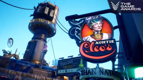 Games Awards : Obsidian annonce The Outer Worlds