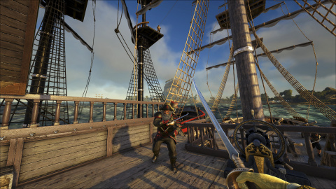 Game Awards 2018 : Les créateurs d'ARK annoncent le MMO de piraterie Atlas