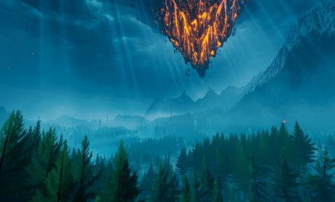 Game Awards 2018 : The Pathless, une virée pleine d'action par les créateurs d'Abzû