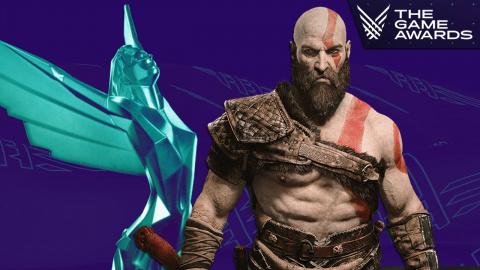 Game Awards : God of War jeu de l'année, découvrez la liste des autres gagnants