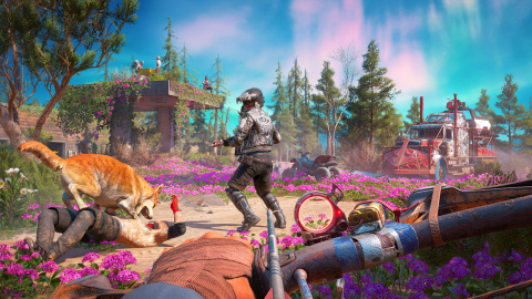 Far Cry : New Dawn - La survie en couleur