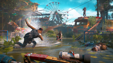 Far Cry New Dawn : Extraction à la Nouvelle-Orléans