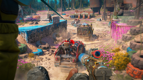 Far Cry New Dawn : Le repaire des Highwaymen