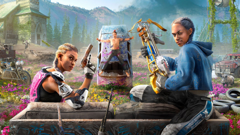 Far Cry : New Dawn - 7 minutes de gameplay supplémentaires
