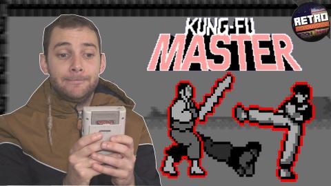 Rétro Découverte : KungFu Master