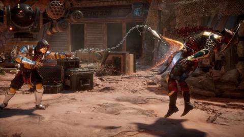 Scorpion et Sub Zero reviennent en avril 2019 avec Mortal Kombat XI
