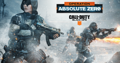 Call of Duty Black Ops 4 : l'Operation Absolute Zero annoncée