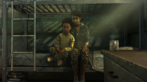 The Walking Dead : The Final Season : Épisode 3 : Broken Toys sur Switch