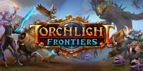 Torchlight Frontiers : le Mage du Crépuscule fait parler sa puissance magique