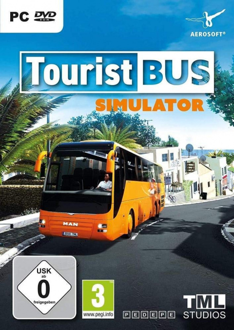 Tourist Bus Simulator sur PC