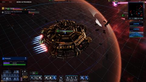 Battlefleet Gothic Armada 2 : Blackstone vs. Phalanx, l'affrontement de 2 stations de combat