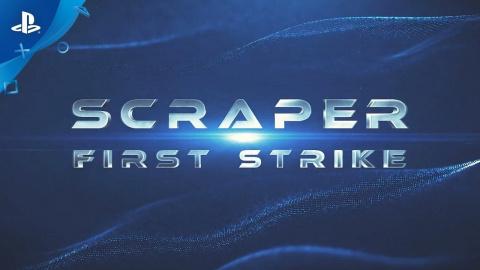 Scraper : First Strike sur PS4