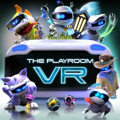 The Playroom VR sur PS4