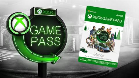 Xbox Game Pass : Gagnez des abonnements de 24 mois !