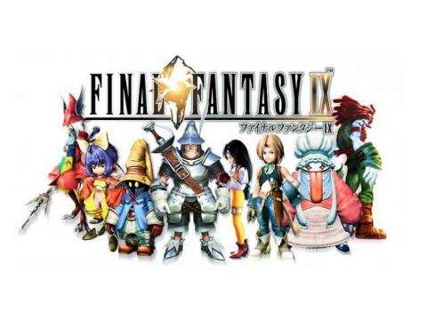 Final Fantasy IX sur ONE