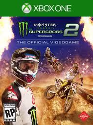 Monster Energy Supercross 2 sur ONE