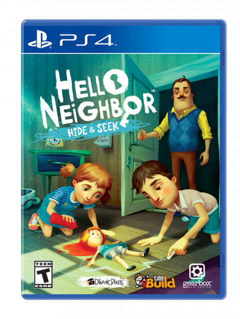Hello Neighbor : Hide and Seek sur PS4