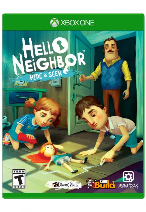 Hello Neighbor : Hide and Seek sur ONE