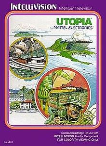 Utopia sur IntelliV