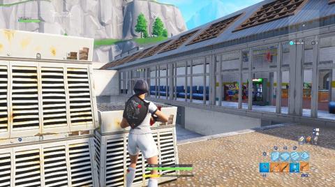 "La carte culte de Modern Warfare 2 ""Terminal"" jouable dans Fortnite"