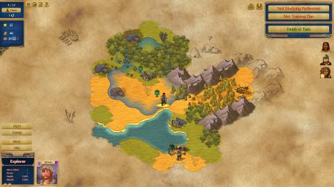 At the Gates : le designer de Civilization V publiera son 4X le 23 janvier prochain