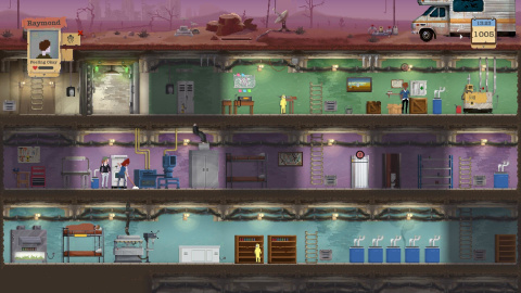 Sheltered s'installe sur la Switch