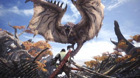 Monster Hunter World : le futur du jeu en détail