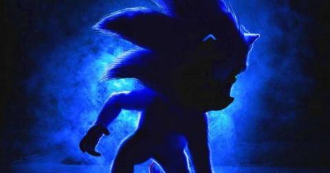 Sonic le film : une nouvelle affiche apparaît dans la nature