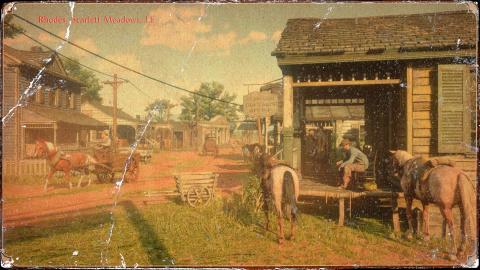 Villes de Red Dead Redemption 2
