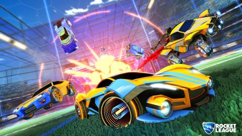 Rocket League propose son niveau enneigé