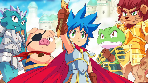 Monster Boy et le Royaume Maudit : le trailer de lancement