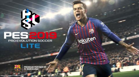 Pro Evolution Soccer 2019 Lite