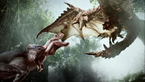 PS Store : Testez gratuitement Monster Hunter World et The Crew 2 !