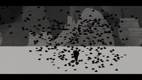 GRIS : Un superbe univers à la narration minimaliste