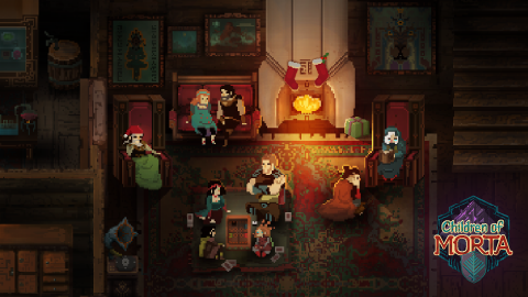 Children of Morta : le rogue-like sortira d'abord sur PC en septembre
