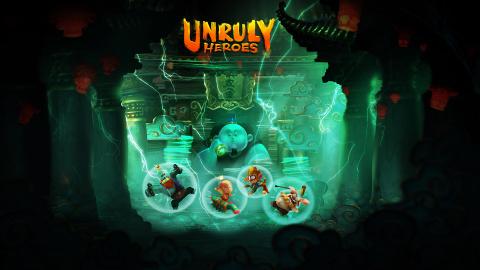 Unruly Heroes : le platformer 2D français sortira début 2019
