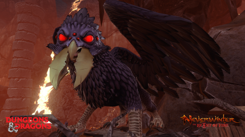 Neverwinter : The Heart of Fire prend date sur PS4 et Xbox One