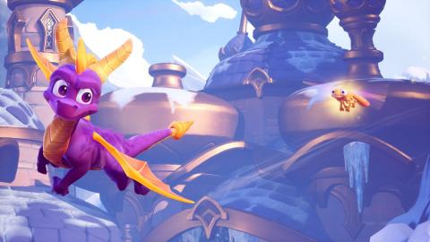Spyro et Crash dans un seul et unique bundle
