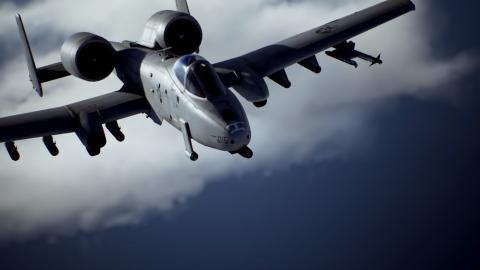Ace Combat 7 : Skies Unknown nous présente le A-10C