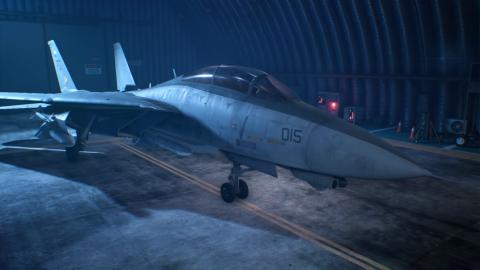 Ace Combat 7 : Au tour du mythique F-14 d'entrer en scène