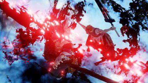 Jump Force : de premières images pour Asta (Black Clover)