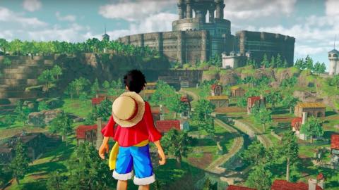 One Piece : World Seeker : un court extrait tout élastique