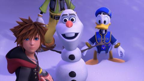 Kingdom Hearts III : action, exploration, cinématiques pour un ultime trailer