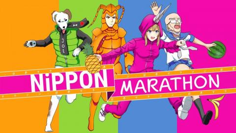 Nippon Marathon ou la course loufoque
