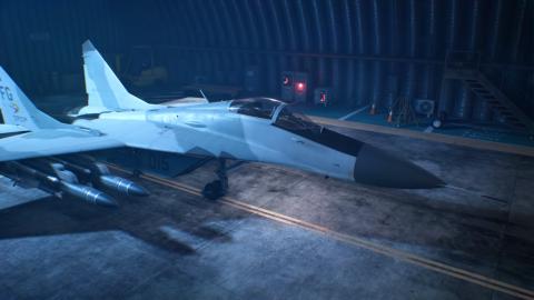 Ace Combat 7 : Un petit MiG-29A pour la route
