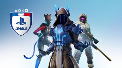 PS League : Vivez l'hiver de Fortnite !