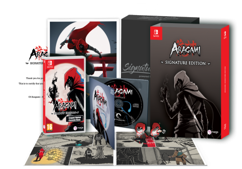 Just For Games annonce 4 nouvelles Signature Edition