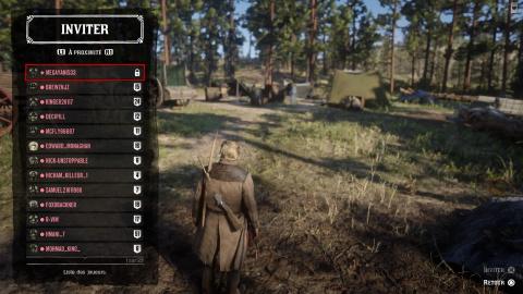 Red Dead Online : comment créer un gang