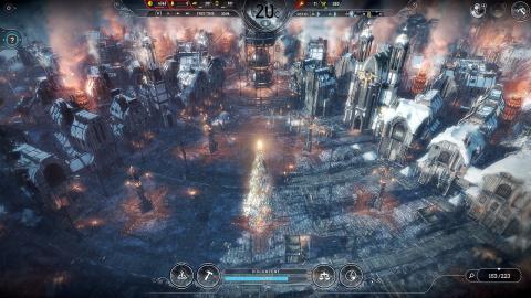 Frostpunk pourrait servir de base à un RPG